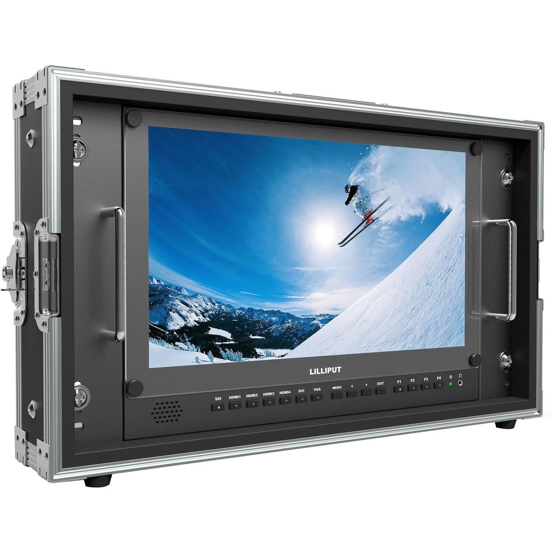 Lilliput BM150-4k Carry-On 4k Monitor