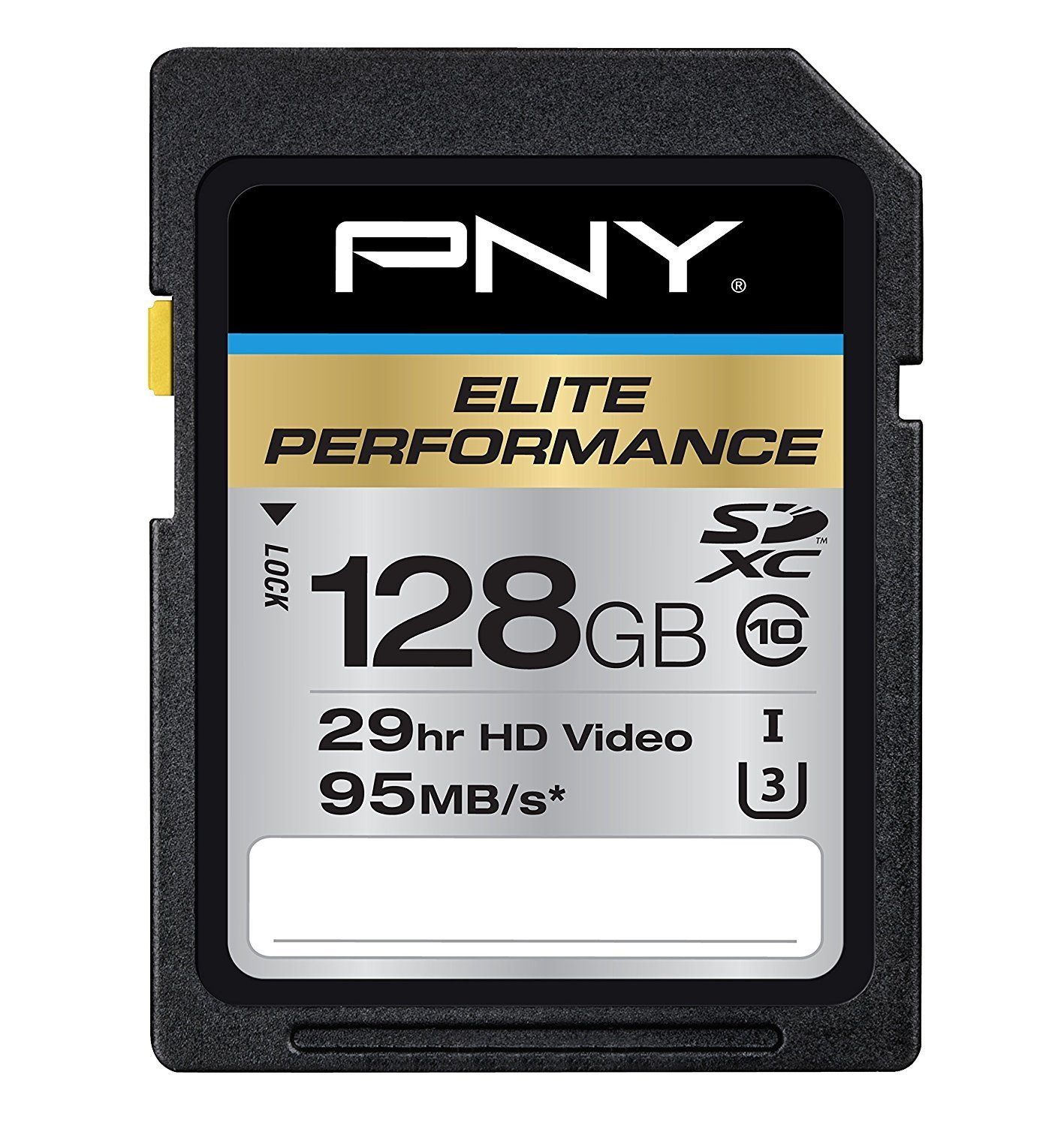 128 GB SD Memory Card