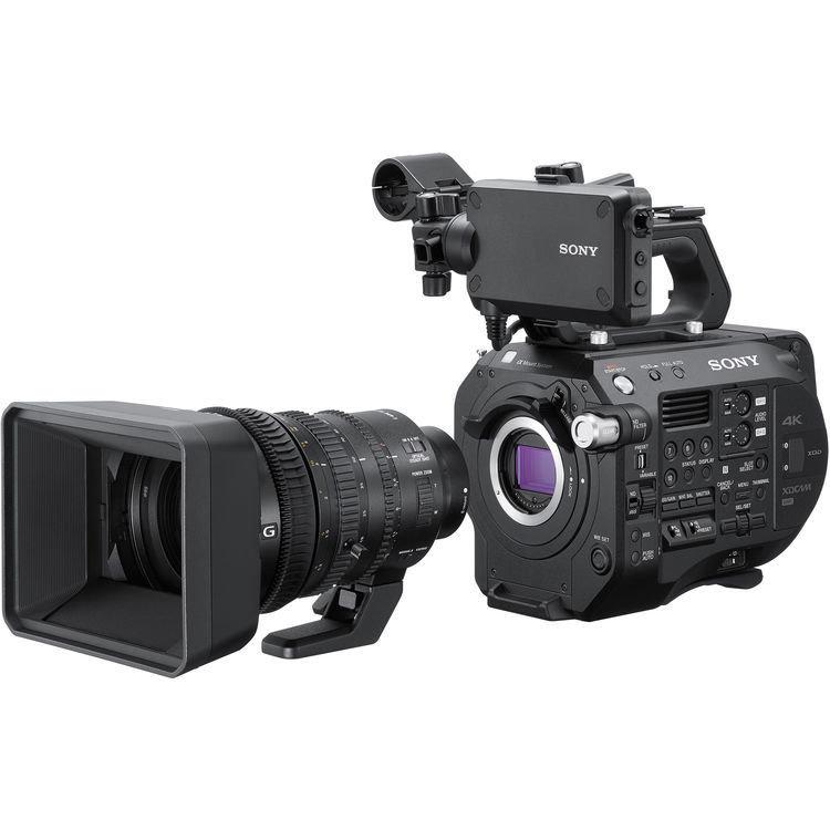 Sony PXW FS7 Mark II Package w/ Lens