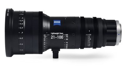 Zeiss Lightweight Zoom Lens 21-100mm/T2.9-3.9 - EF Mount