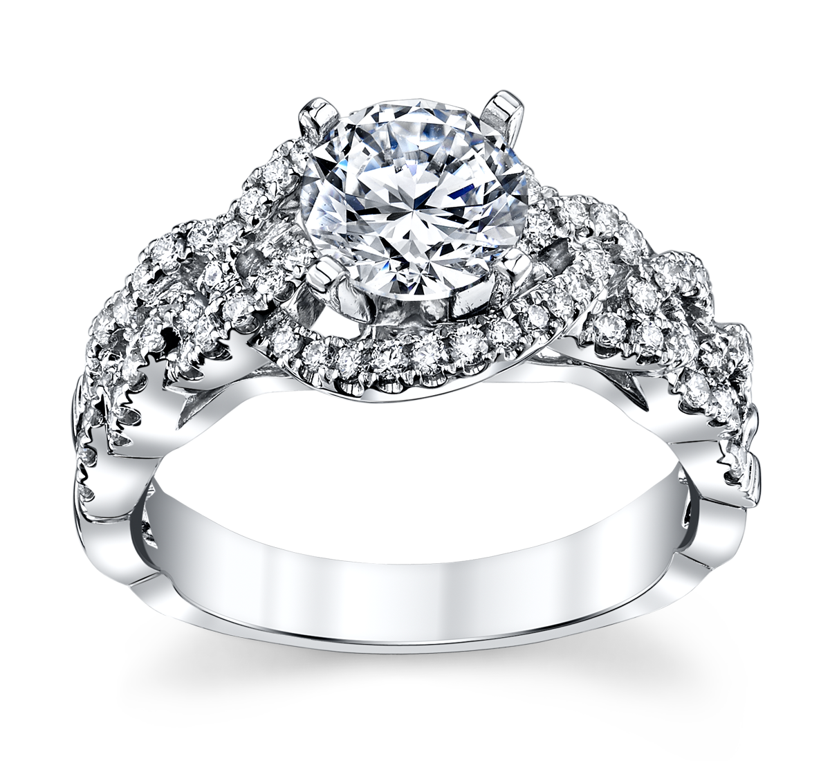 progressive ice products ct forever ring dsc white rings adeline classic engagement gold moissanite