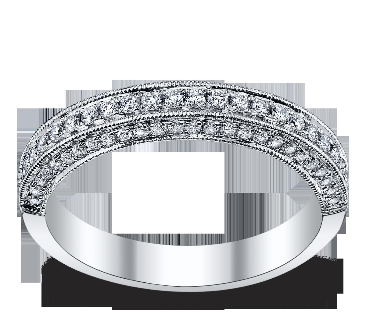 13 14k Tw White Diamond Gold Ring Wedding Ct fYb6gvI7ym