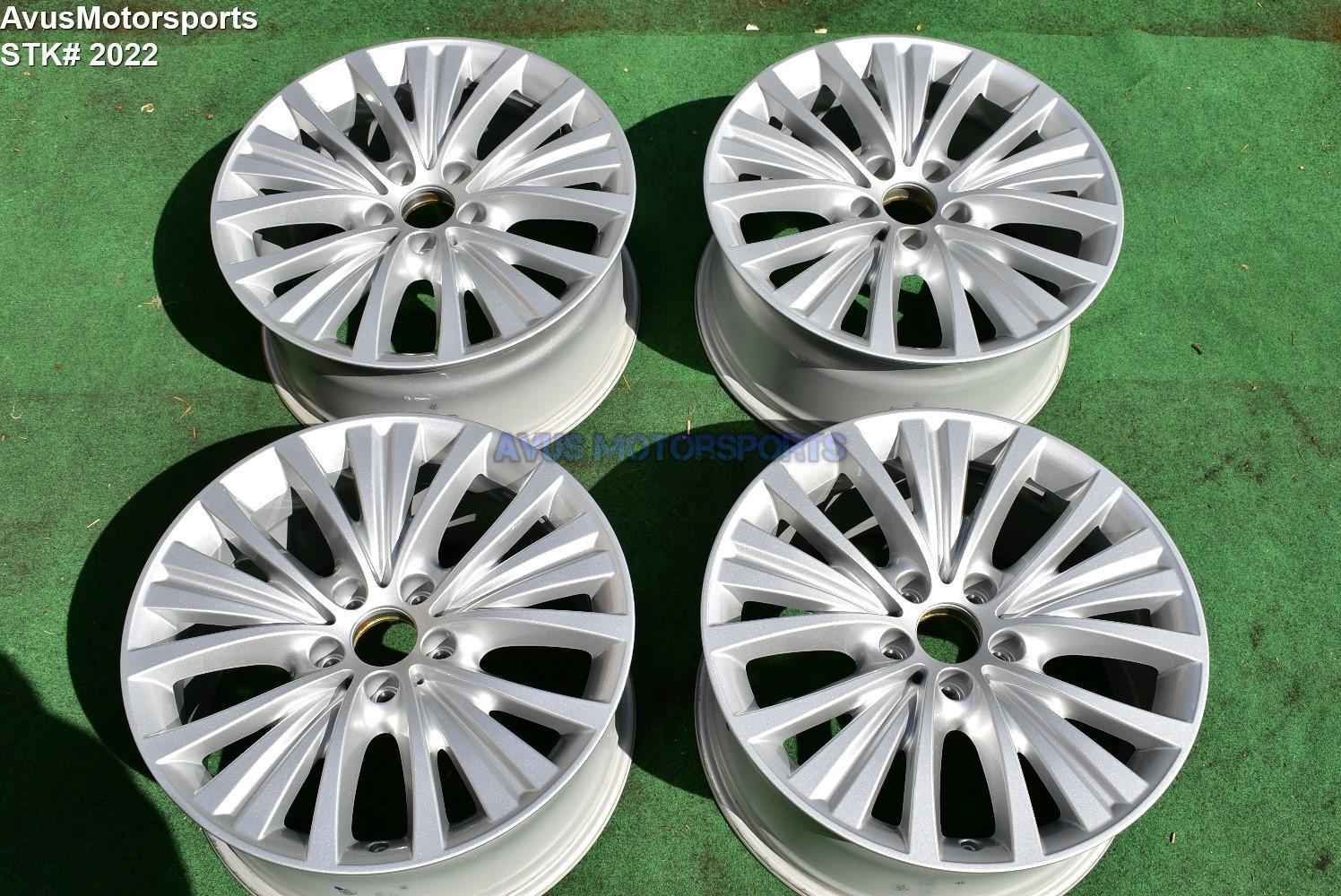 "19"" BMW F15 X5 OEM Factory Style 448 Wheels E70 E53 part# 36116883124 2017 2018"