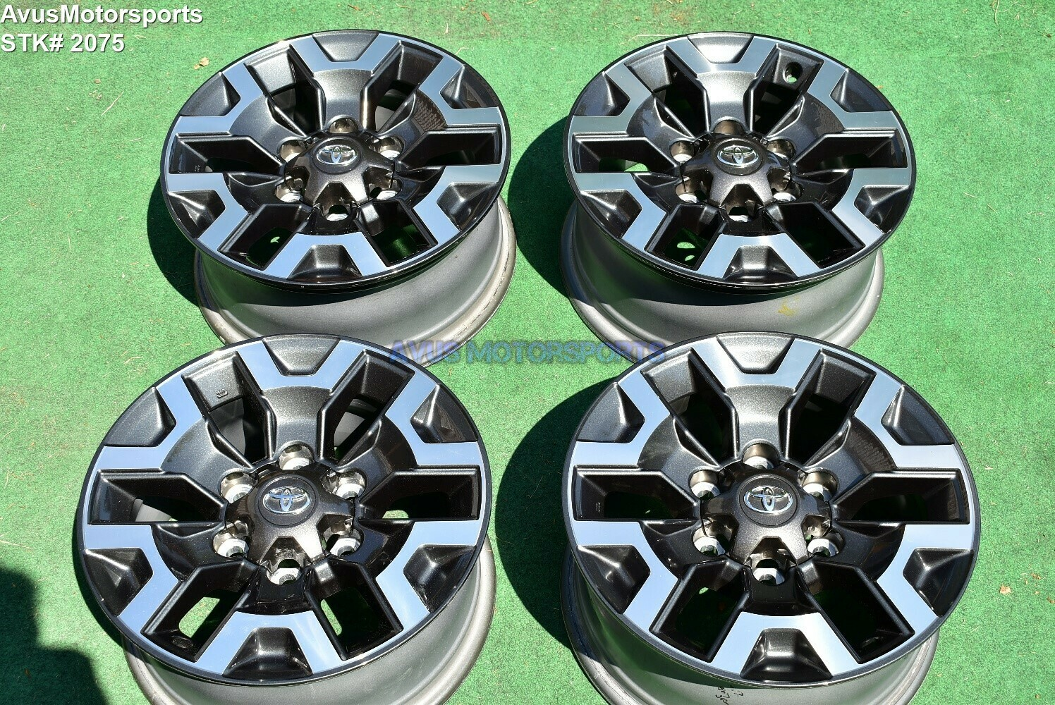 "16"" TOYOTA TACOMA OEM FACTORY TRD OFFROAD WHEELS 4runner Tundra 2016 2017"