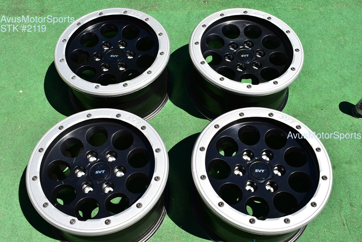 "17"" Ford F150 SVT Raptor OEM Factory Bead lock Wheels 2013 2014 2015  DL3V1007AD"