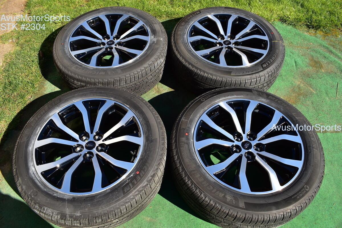 "Ford Explorer ST 20"" OEM Factory Wheels Ranger Sport Trac Mountaineer 2020 Tires"