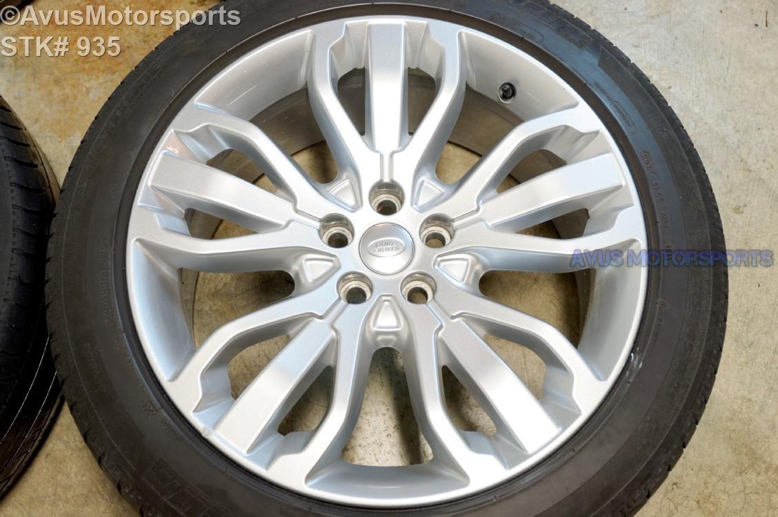 """2014 Range Rover Sport 21"""" OEM Wheel 2015 LR044850"""