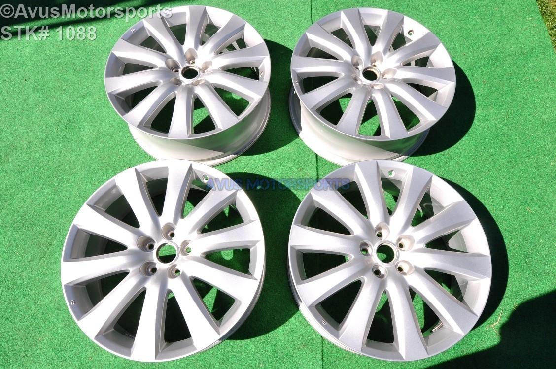 """Mazda CX-9 GT OEM 20"""" Factory Wheels CX5 Mazda6 6 9965017500"""