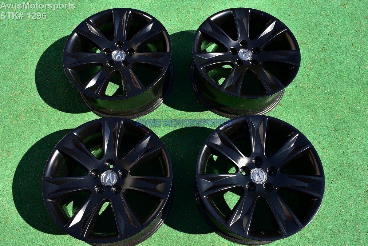 "19"" Acura MDX OEM Factory Wheels TL Honda Pilot Ridgeline 2012 2011 2010 5x120"