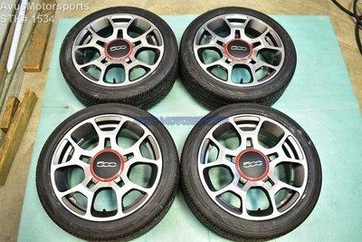 Fiat 500 Sport 16