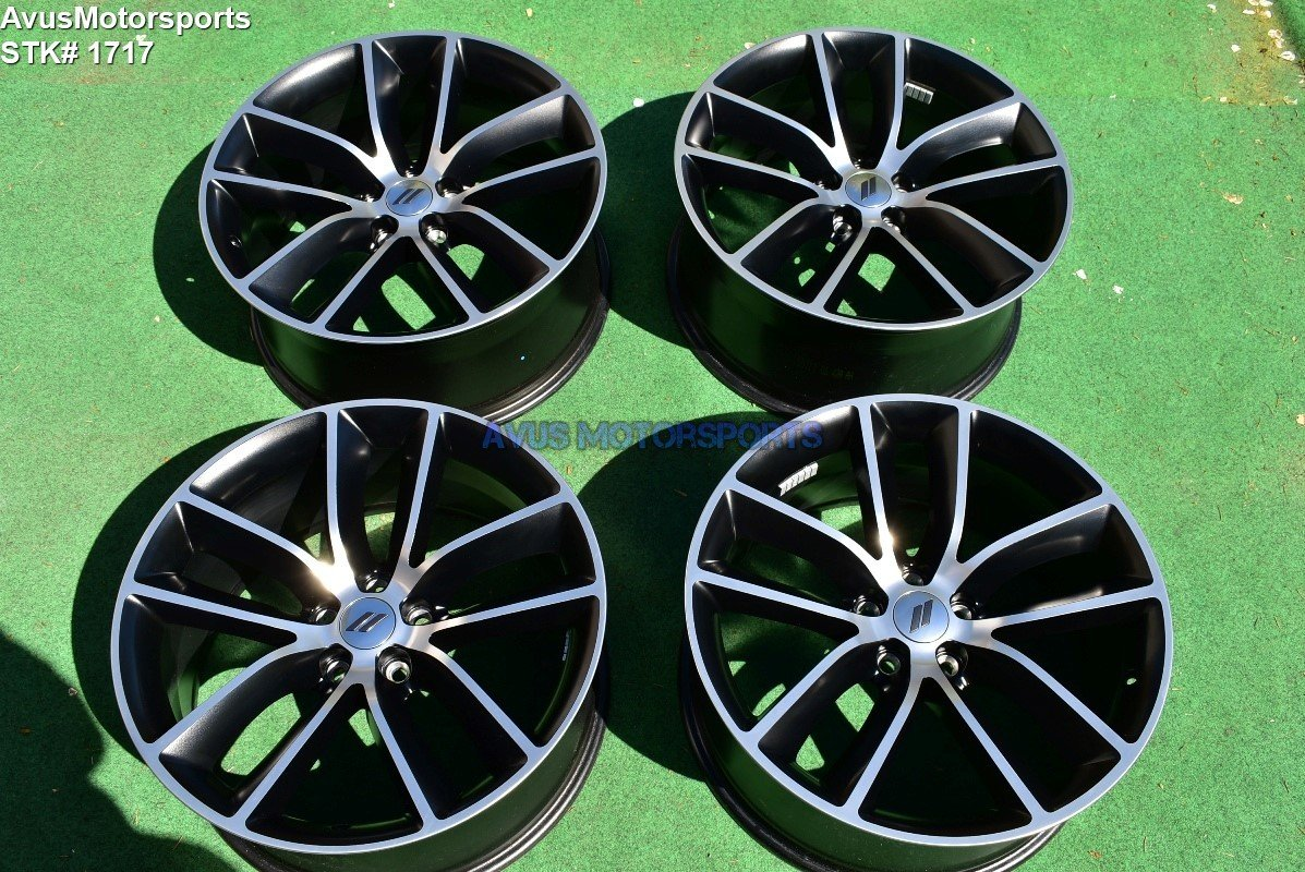 "20"" Dodge Charger Scat pack WR2 OEM Factory Wheels SRT8 chrysler 300 Challenger"