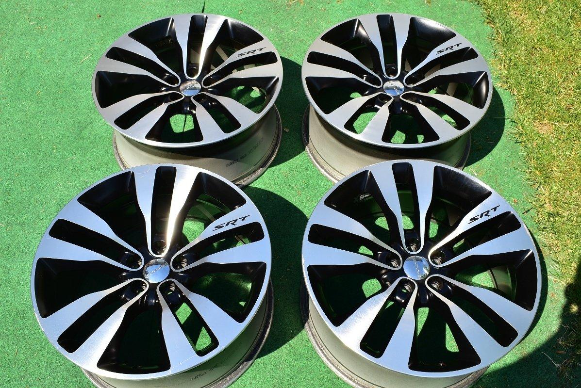 "20"" Dodge Charger SRT8 OEM Factory Wheels chrysler 300 Challenger Genuine"