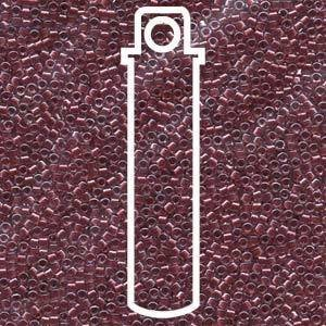 DB924 Sparkling Cranberry line Crystal 7.2g