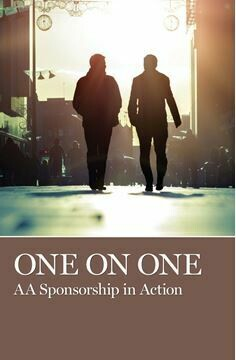 One On One- AA Sponsorship in Action (Soft Cover)