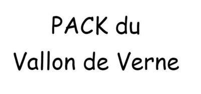 PACK du Vallon de Verne