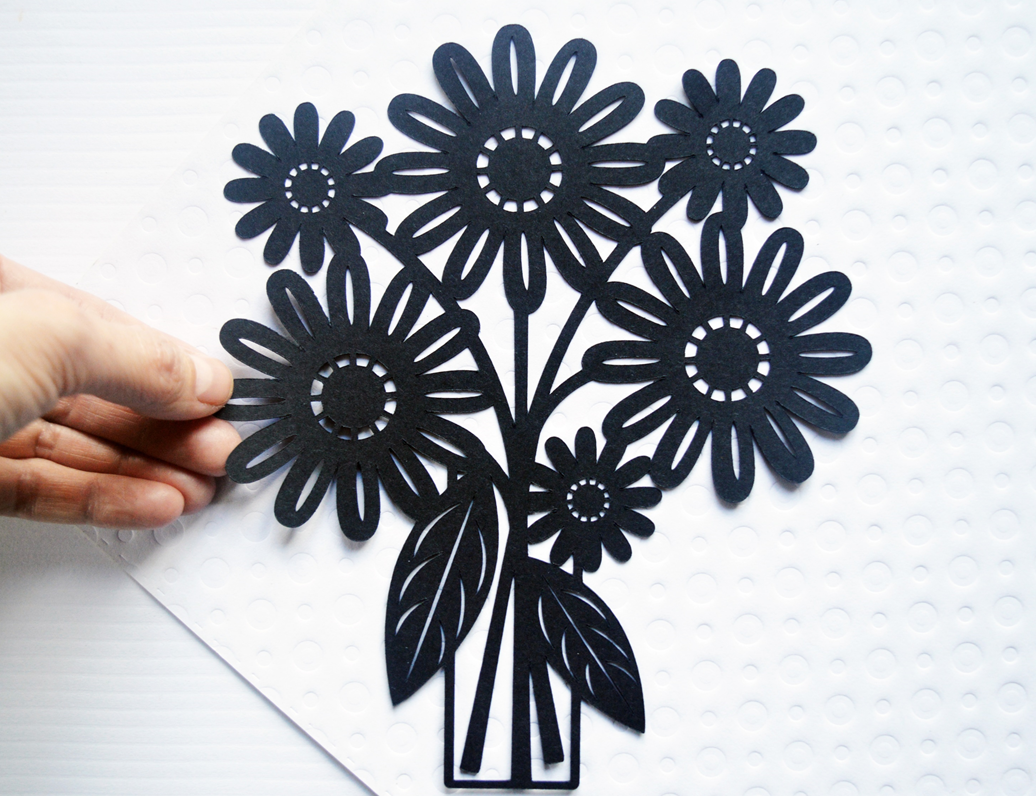 Svg Eps Dxf Png Pdf: Flower Paper Cut SVG / DXF / EPS Files And PDF / PNG