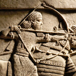 Ниневия, город великий у Бога