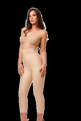 Компрессионные штаны ниже колен