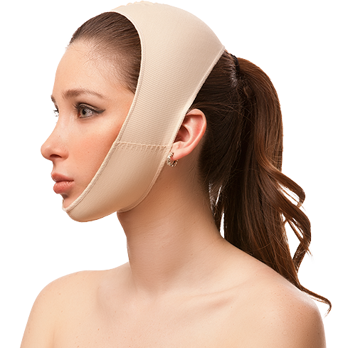 Компрессионная послеоперационная маска