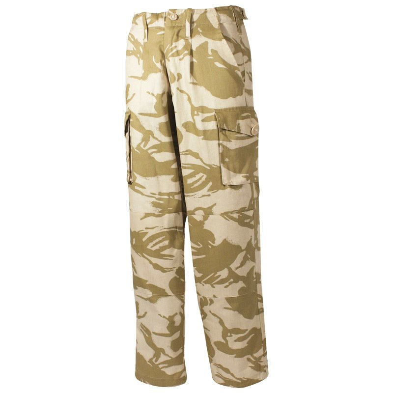 good reputation full range of specifications new products New British Army Desert Combat Trousers