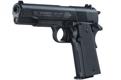 Colt Goverment 1911 A1 - Co2  177 Pellet Pistols