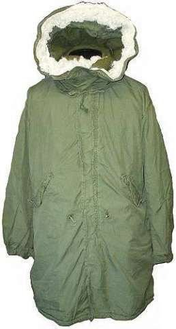 American Army Original New Fishtail U S Parkas With Liners