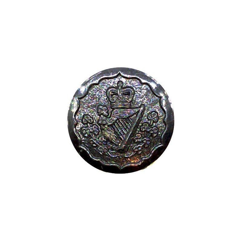 WW2 British Army Issue Royal Irish Regiment Buttons