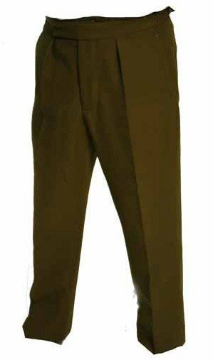British Army Genuine New NO2 Dress Trousers - Old Style