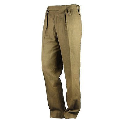 British Army Genuine New FAD All Rank No2 Dress Trousers - New Style Issue
