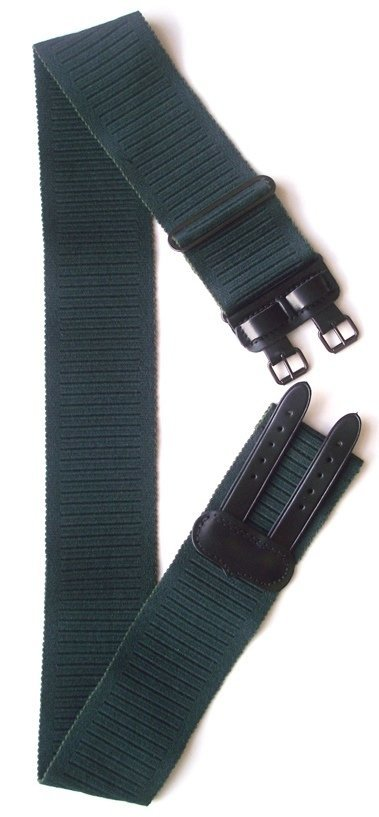 British Army Genuine Rifles Stable Belts - Rifles