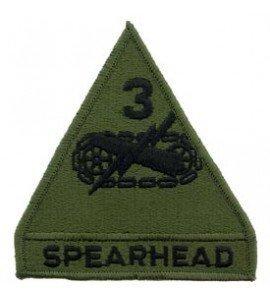 Us Army Surplus >> American U S Army Spearhead Badges