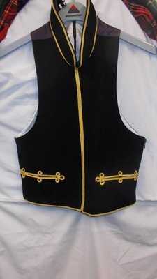 Military Regimental Dress Uniforms