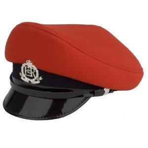 ab21ea4eaed British Army Genuine Peaked Cap - Ladies Military Police with badge