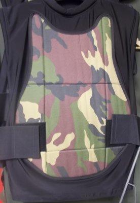 a8da17fa07a7a Airsoft/Paintball Body Chest Protector Camo