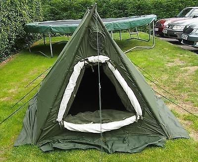 British Army New Genuine Issue Arctic 2 Man Tent