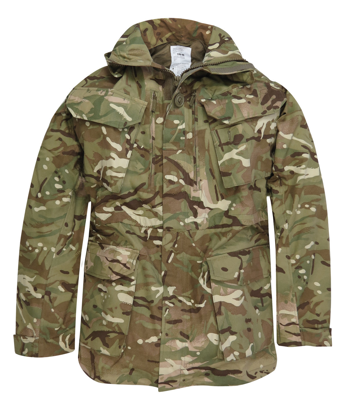 British Army New Genuine Mtp Pcs Windproof Combat Jackets