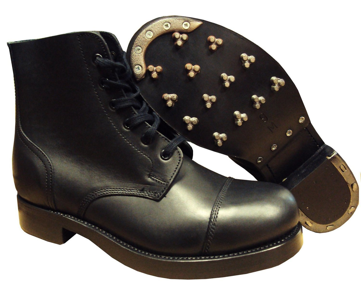 British Army Genuine Issue Ammo Boots