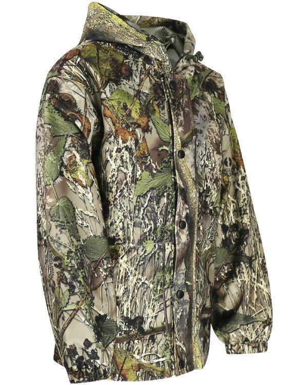 26961808a27cf New Kids Classic Hunting Jacket - English Hedgerow Waterproof Material