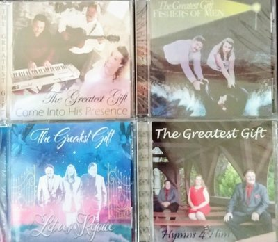 The Greatest Gift 4 CD Bundle