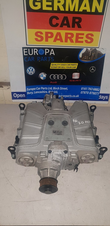 A4 S4 A5 S5 A6 3 0 PETROL SUPERCHARGER 06E145601G