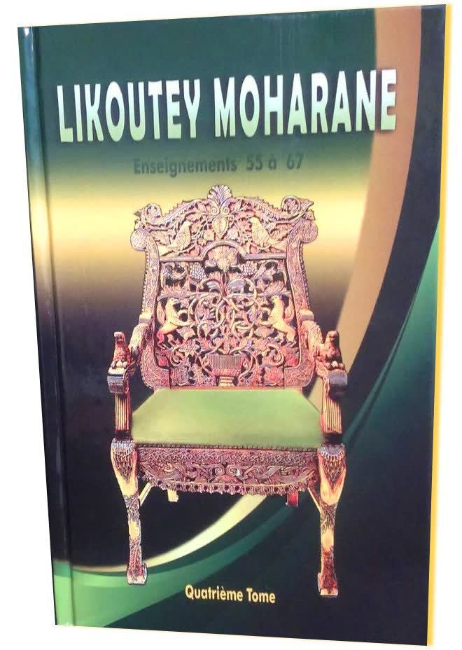 Likoutey Moharane thome 4 enseignements 55 à 67