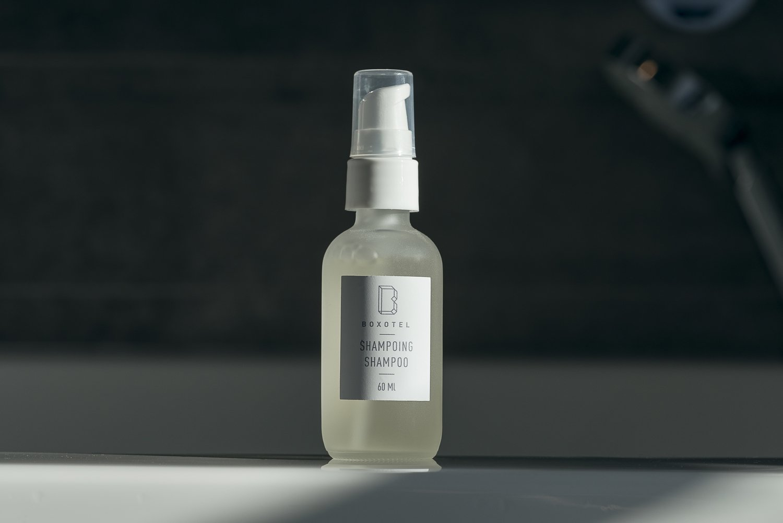 Shampoo/Shampoing