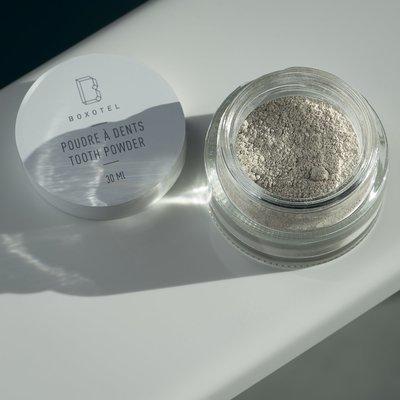 Tooth powder/Poudre à dent