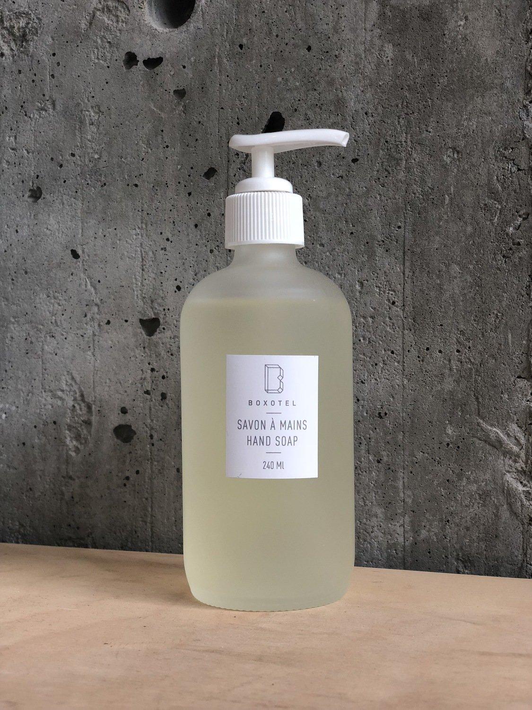 Savon à main / Hand Soap 240ml