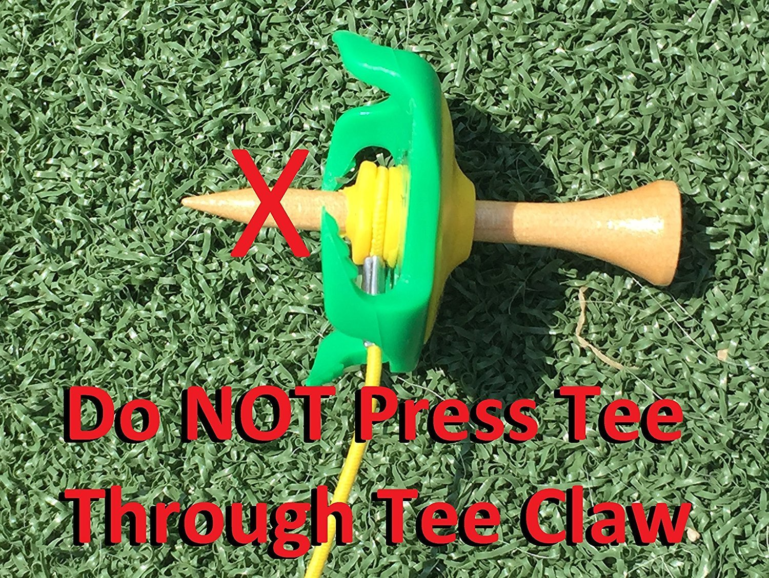 Tee Claw (3-Pack) – Mixed