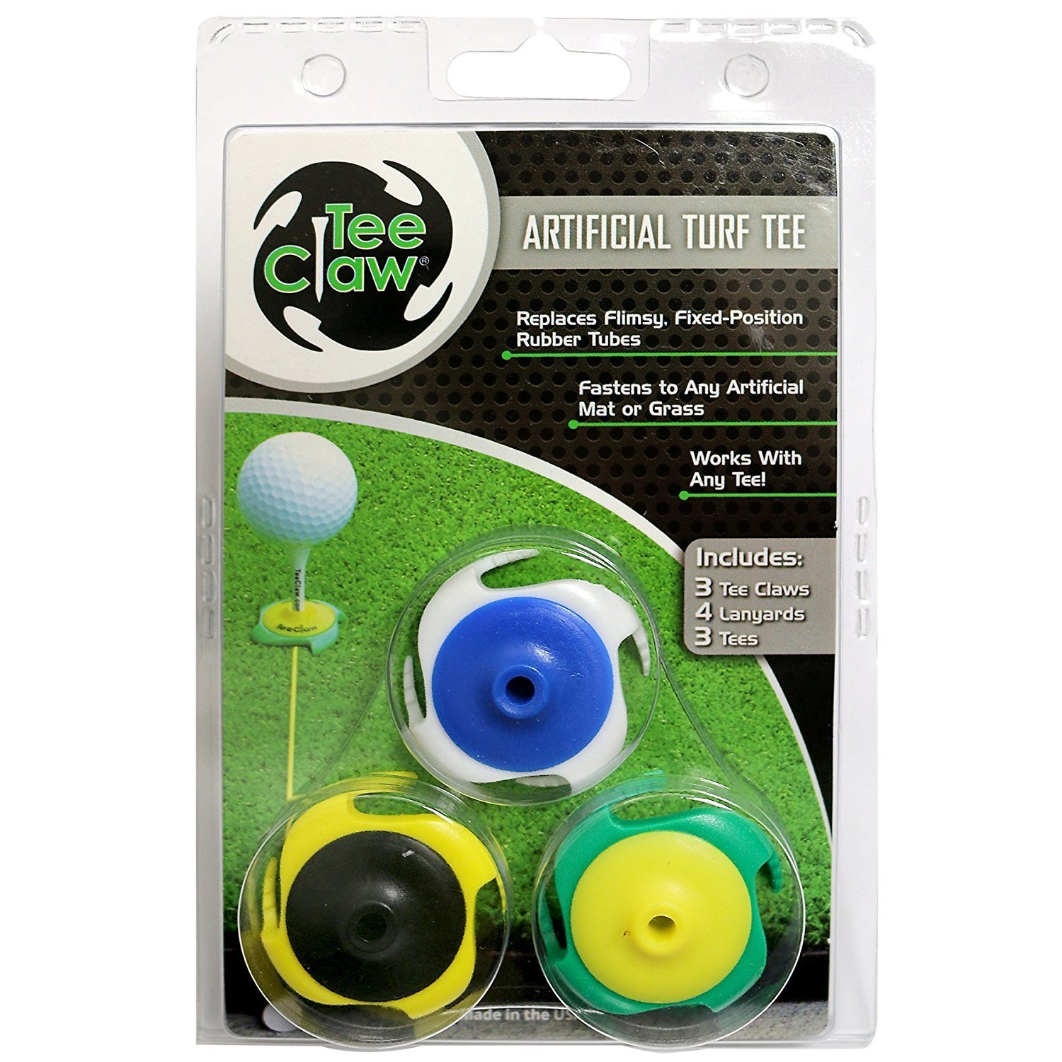 Tee Claw (3-Pack) – Mixed 00005