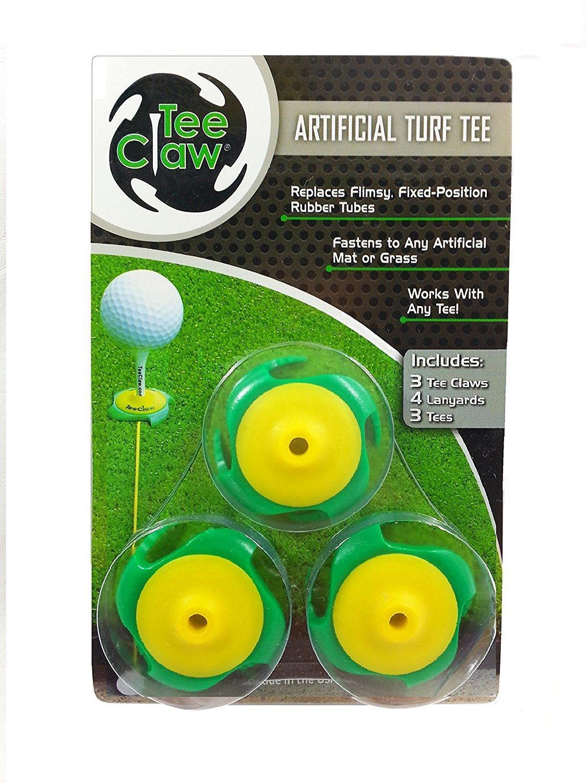 Tee Claw (3-Pack) – gelb & grün 00001