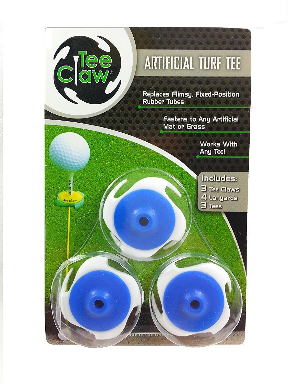 Tee Claw (3-Pack) – blau & weiß 00002