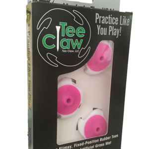 Tee Claw (3-Pack) – pink & weiß 00004