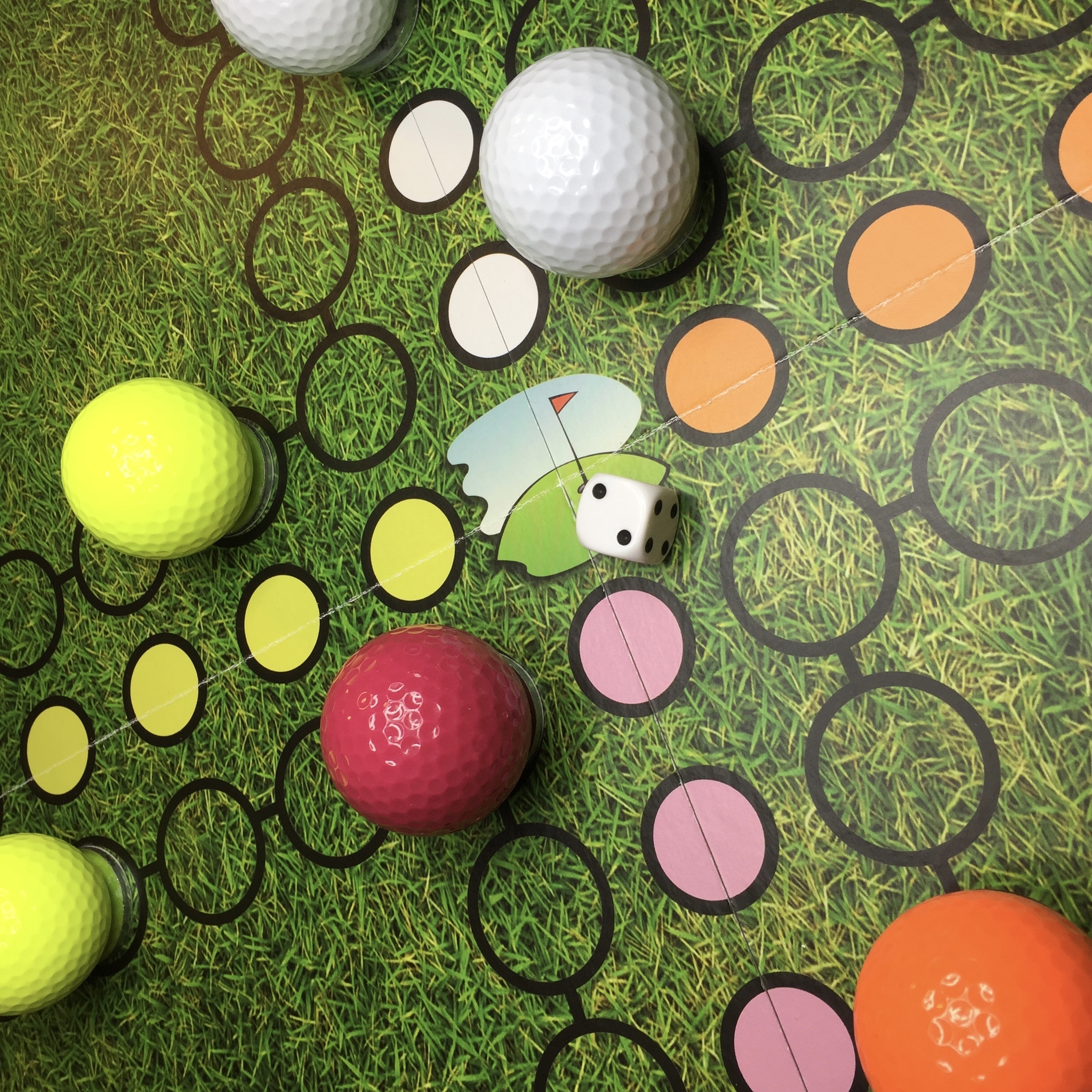"""GOLFGAME """"special edition"""" 00008"""